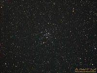 M34 - Open Cluster - 141128