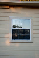 West Window Trim