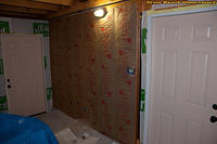 Finished Insulation