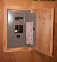 Breaker Box Door