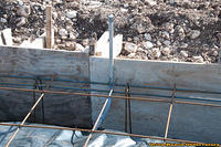 Day 3 - Finishing rebar and conduits