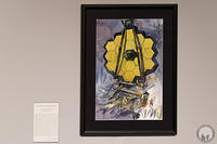 James Webb Space Telescope Artwork