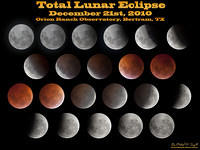 Lunar Eclipse - 101221b