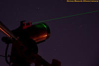 Laser Mounted and Tested