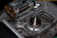 Azimuth Axis Spindle