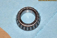 Cleaned Thrust Bearing