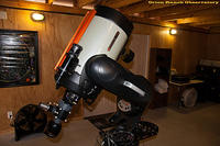 Re-installed Telescope