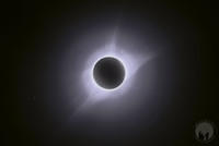 Eclipse Totality Corona