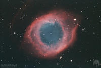 NGC 7293 - The Helix Nebula - 170923