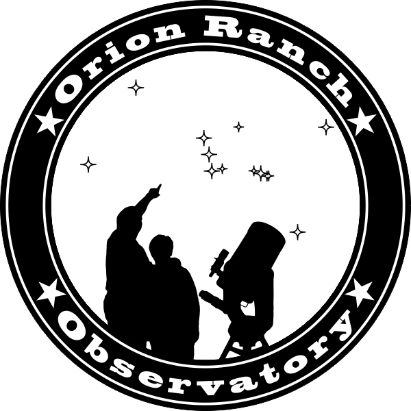 Orion Ranch Observatory Logo