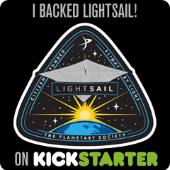 I Backed LightSail!